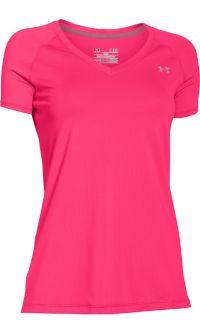 Heatgear Armour Trenings T-Skjorte Dame