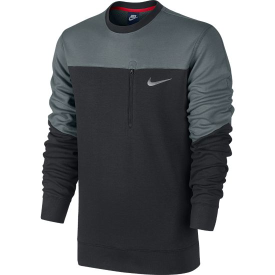 Advance 15 Fleece Crewgenser Herre ANTHRACITE/COOL