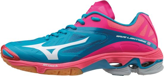 Mizuno Wave Lightning Z2 W ATOMIC BLUE/ WH