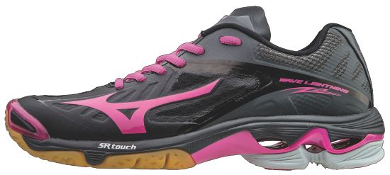 Mizuno Wave Lightning Z2 W BLACK/ELECTRIC/
