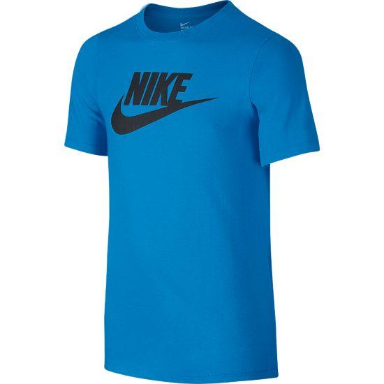 Futura Icon T-skjorte Junior LT PHOTO BLUE