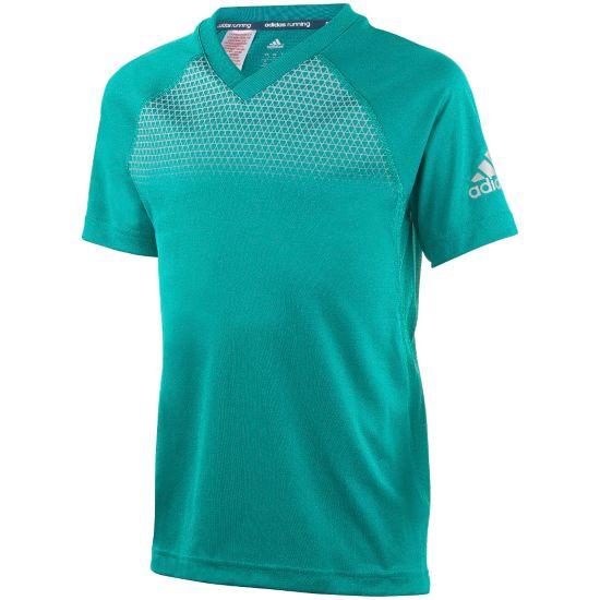 Trenings T-skjorte Jr. EQTGRN