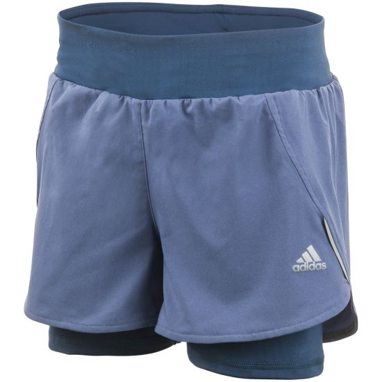 Treningsshorts Jr. SUPPUR/MINBLU