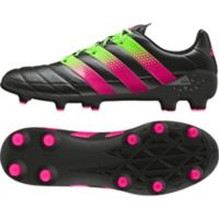 Ace 16.1 FG/AG Leather Fotballsko