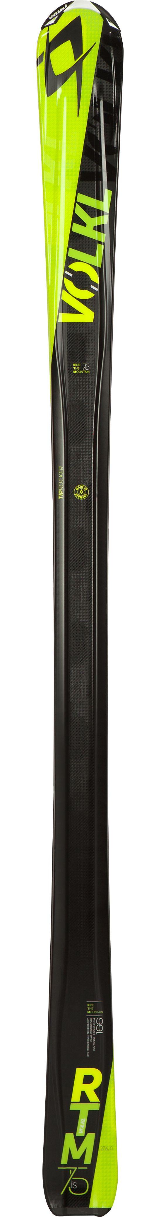 RTM 75IS BLACK/YELLOW 4M