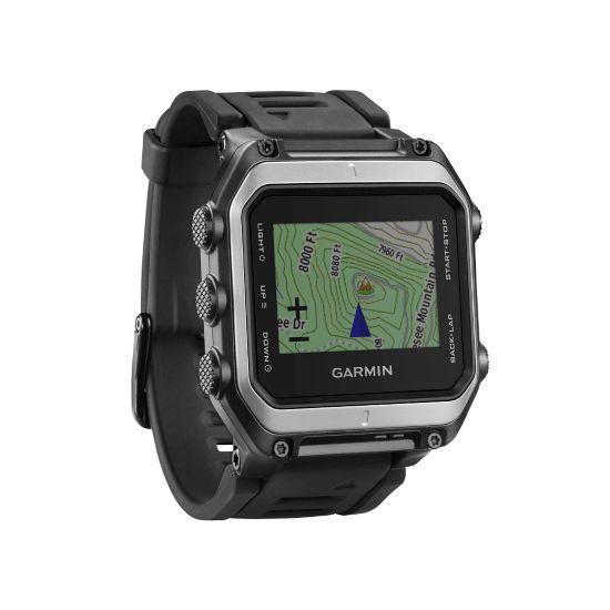 Epix GPS-Klokke, Inkl. Topo Europa