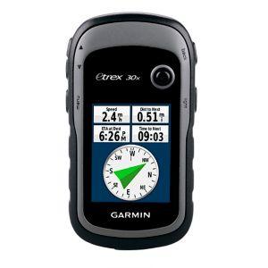 Etrex 30x Vest Europa GPS