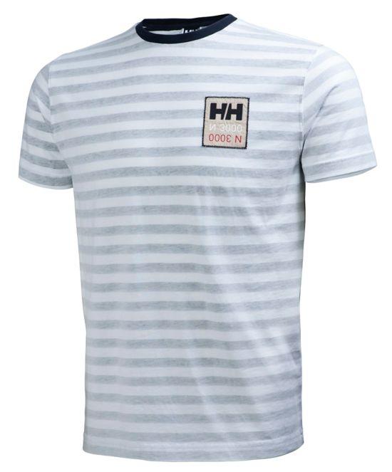 Graphic T-skjorte Herre