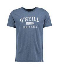 Santa Cruz Melange T-skjorte Herre