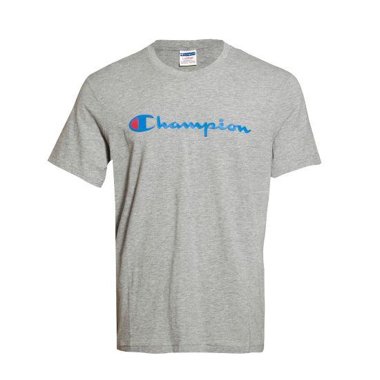 Crewnech T-skjorte Herre OXFORD GREY