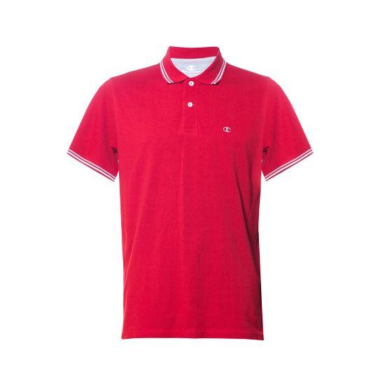 Polo Pikéskjorte Herre CAMPAIGN RED