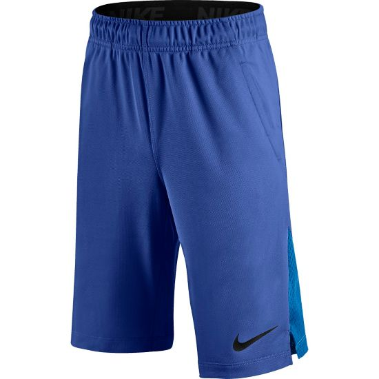 Hyperspeed Knit Shorts Junior 480-GAME ROYAL/