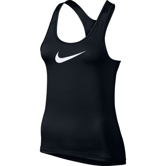 Pro Cool Tank Dame 010-BLACK/WHITE