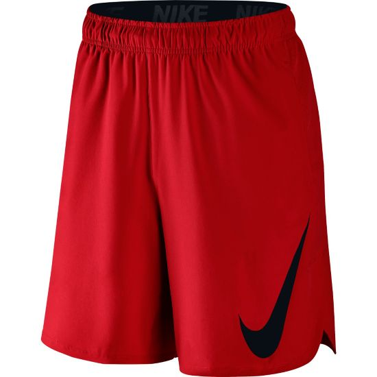 "Hyperspeed Woven 8"" Shorts Herre UNIVERSITY RED/"