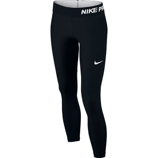 Pro Cool Tights Jr. BLACK/BLACK/WHI