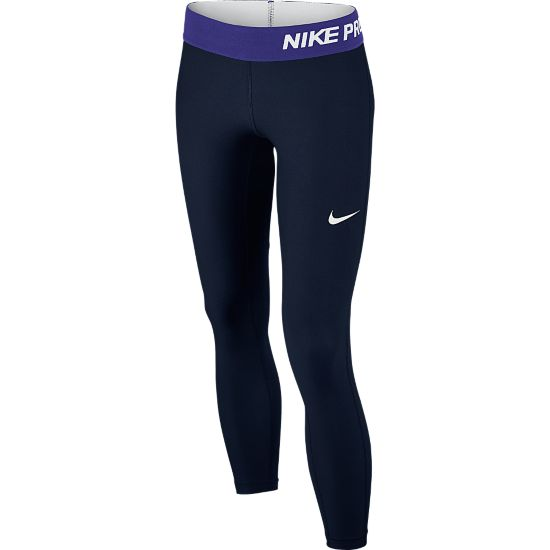 Pro Cool Tights Jr. OBSIDIAN/DEEP N