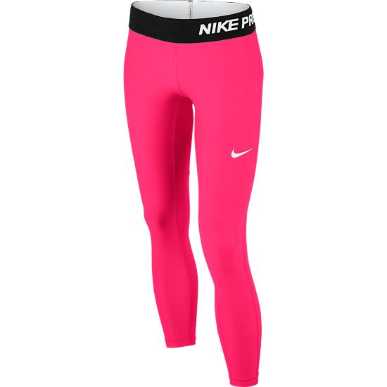 Pro Cool Tights Jr. HYPER PINK/BLAC