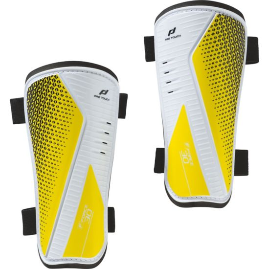 Force 30 HS Leggskinn Jr. WHITE/YELLOW