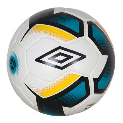 Neo Trainer fotball WHITE/MARINE/YE