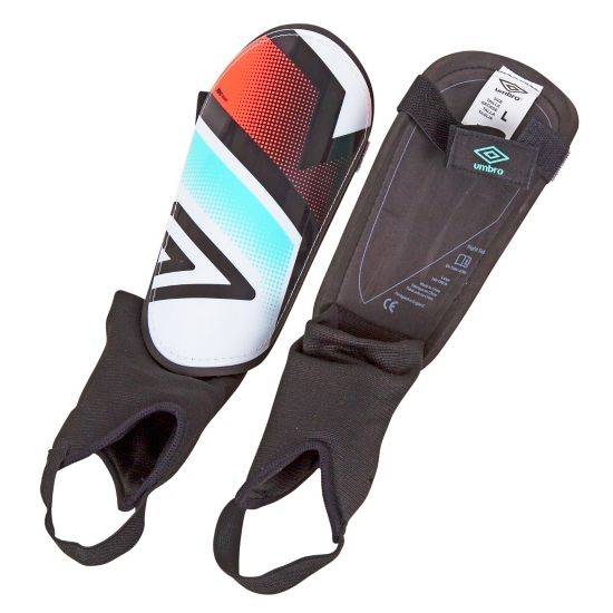 Neo Shield Guard Leggskinn WHITE/BLACK/WAR