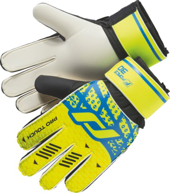 Force 30 Keeperhanske Junior YELLOW/BLUE