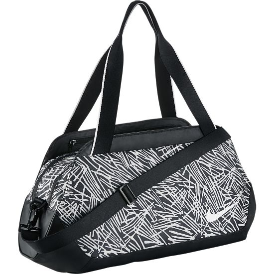 Legend Club Print Duffel Bag