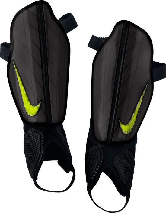 Attack Stadium Leggskinn 010-BLACK/BLACK