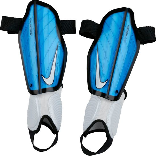 Protegga Flex Leggskinn Junior 460-PHOTO BLUE/