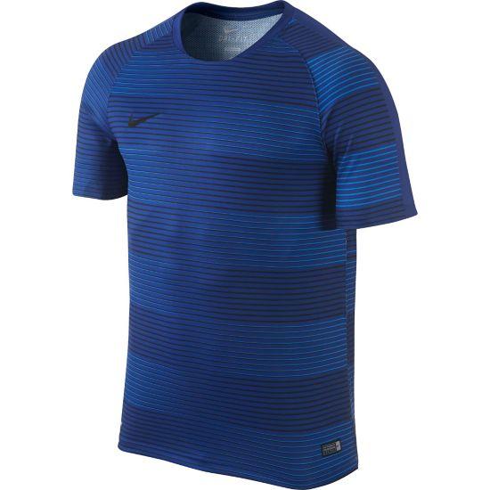 Flash Graphic T-skjorte Herre DEEP ROYAL BLUE