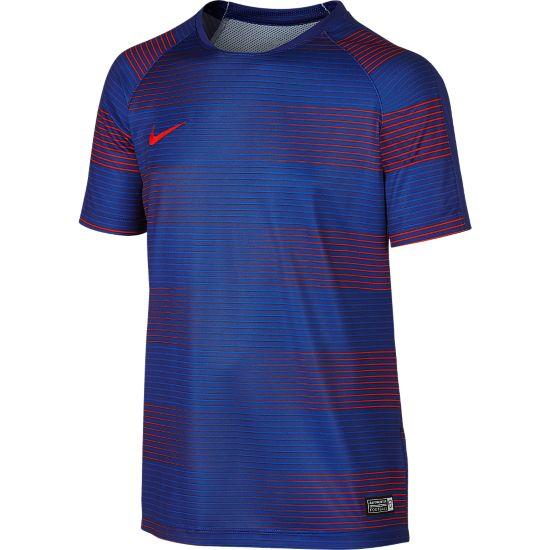 Flash Graphic T-skjorte Junior 455-DEEP ROYAL