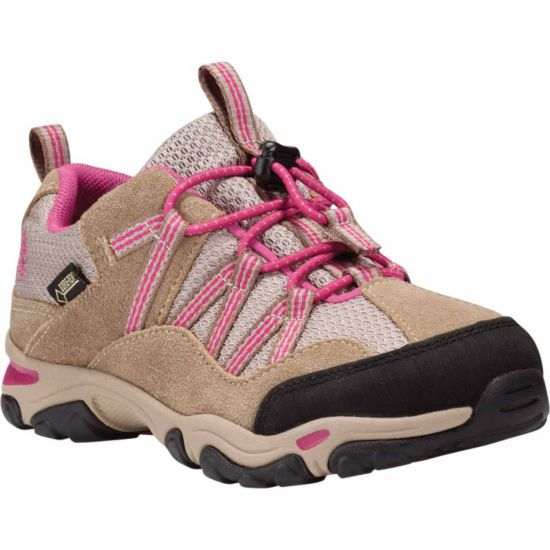 Trail Force GTX Fritidssko Jr. LIGHT BROWN