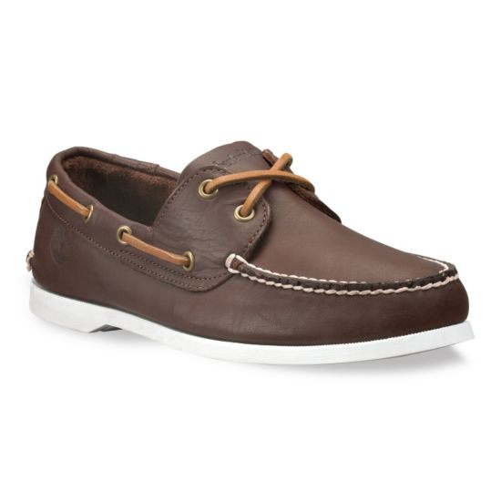 Brig 2Eye Boatshoe Fritidssko Herre BROWN