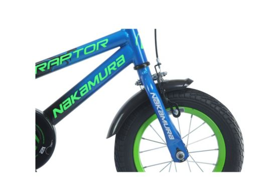 Raptor 12 Barnesykkel