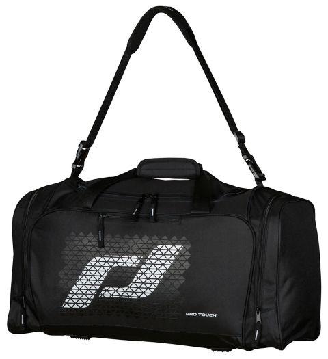 Force Small 30 liter treningsbag BLACK/WHITE