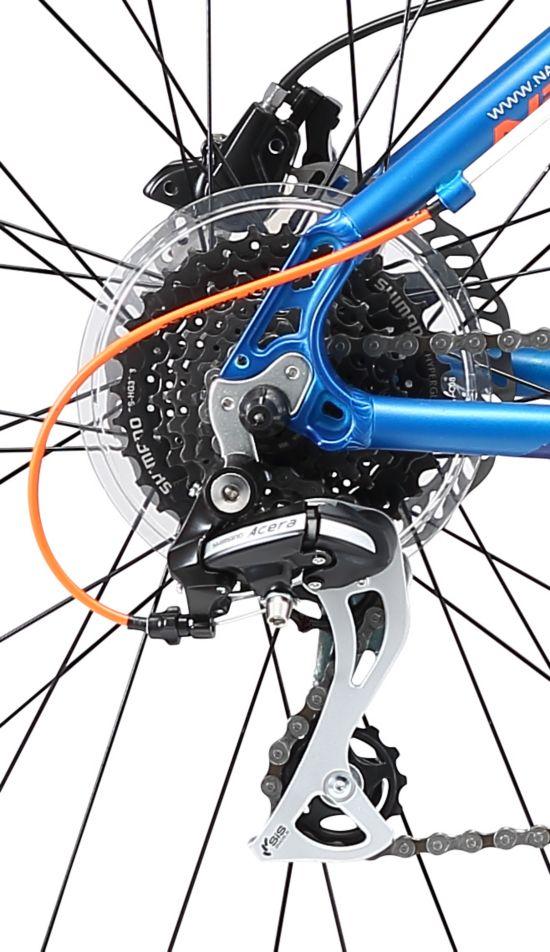 Torq 26 Terrengsykkel BLUE/ORANGE/WHT