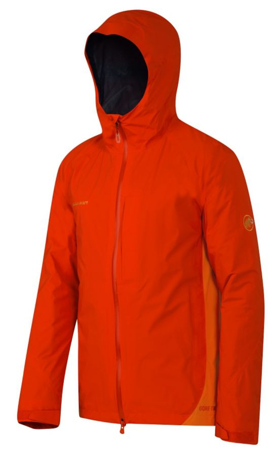 Runbold Guide Gore-Tex Jakke Herre D.ORANGE/SIENNA