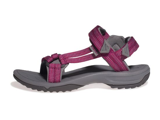 Terra Fi Lite Sandal Dame CITY LIGHTS MAG