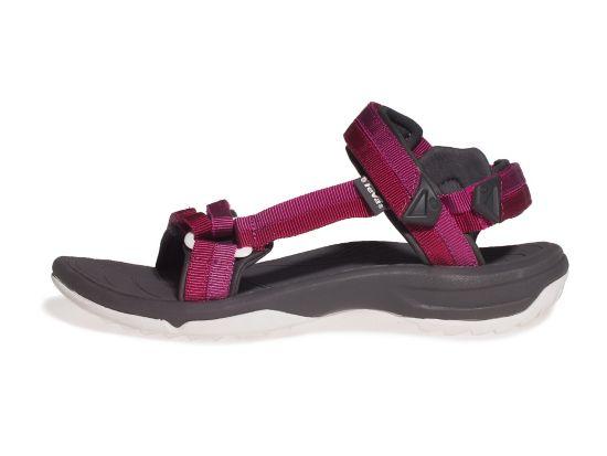 Terra Fi Lite Sandal Dame MAGENTA