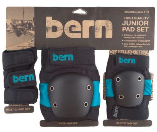 Junior Pad Set, Knee, Elbow, Wrist