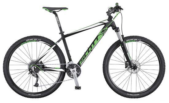 Aspect 740 Terrengsykkel Herre BLACK/GREEN