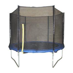 Rund trampoline 3,05 meter m/ sikkerhetsnett