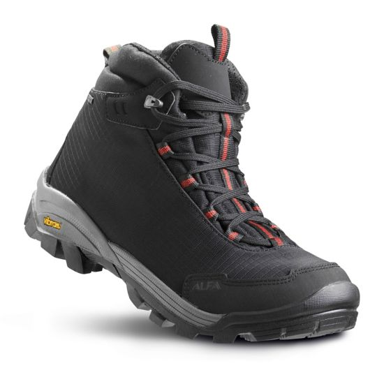 Koia Core M Fjellstøvel BLACK / RED