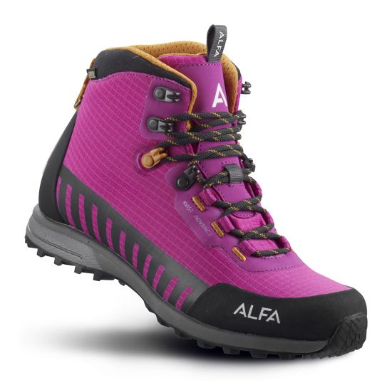 Kvist Advance GTX® W Hikingsko Dame PINK ORANGE