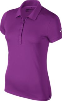 Victory Solid Polo Dame