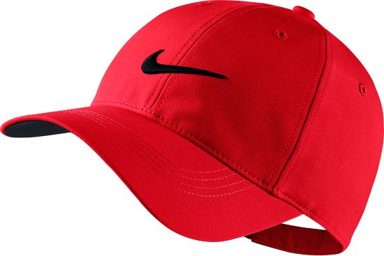 Legacy91 Tech Cap UNIVERSITY RED/