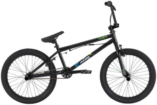 Leucadia DLX BMX Sykkel GLOSS BLACK