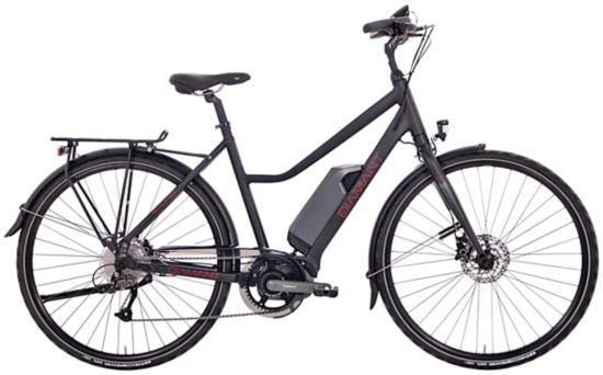 Volt 10 El-sykkel BLACK