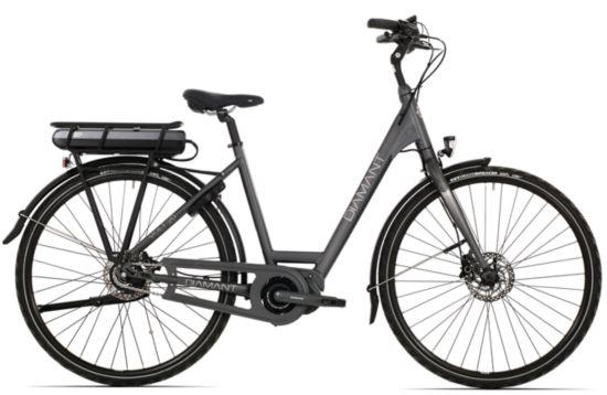 Volt 20 El-sykkel Dame