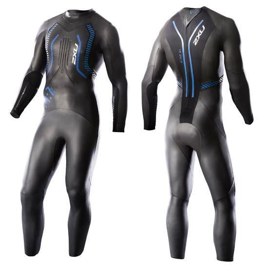 A:1 Active Wetsuit BLACK/COBALT BL