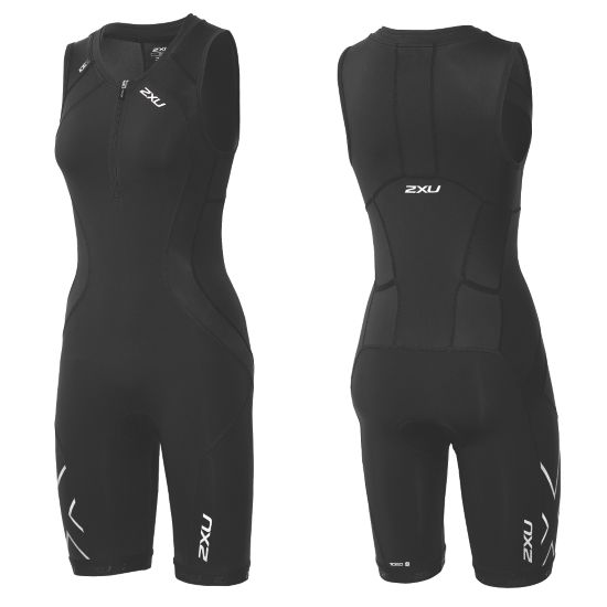 Compression Trisuit BLACK/BLACK